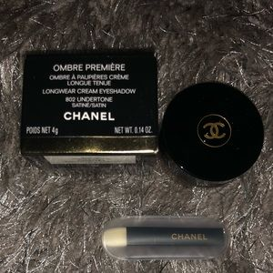 Chanel Long-wear Cream eyeshadow